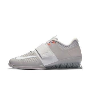 Nike Romaleos 3 Schoen voor gewichtheffen en powerliften - Grijs Grijs