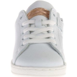 Pinocchio P1114 Sneaker Wit Brons Roze