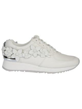 Michael Kors Michael Kors Floral Applique Sneakers (wit)