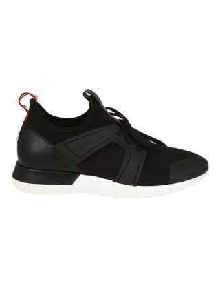 Moncler Moncler Emilien Low Top Sneakers (zwart)