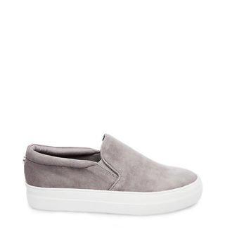 Steve Madden GILLS Slip-on Sneakers Grijs dames