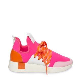 Steve Madden SHADY Middelhoge sneakers neon dames