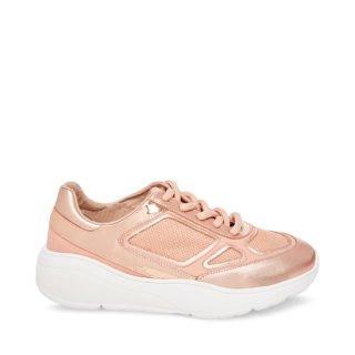 Steve Madden CURRENT Lage sneakers Goud dames