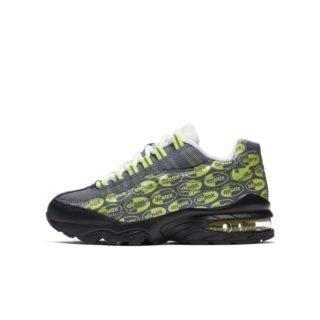 Nike Air Max 95 SE Kinderschoen - Zwart Zwart