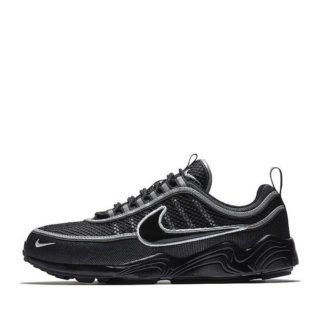 Nike Air Zoom Spiridon '16 Black/Wolf Grey