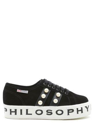 Philosophy di Lorenzo Serafini Philosophy Di Lorenzo Serafini Shoes (zwart)