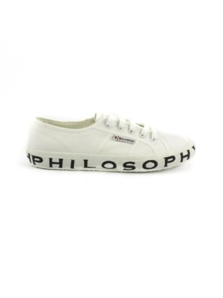 Philosophy di Lorenzo Serafini White Canvas Sneaker Superga X Philosophy (Overige kleuren)