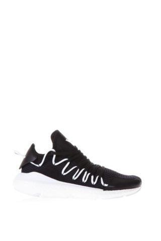 Y-3 Y-3 Kusari Black Nylon Sneakers (zwart)