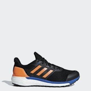 adidas Supernova Gore-Tex BEZ67 (Core Black / Hi-Res Orange / Hi-Res Blue)