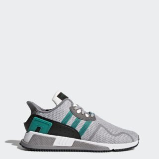 adidas EQT Cushion ADV AQO23 (Grey Two/Sub Green/Ftwr White)