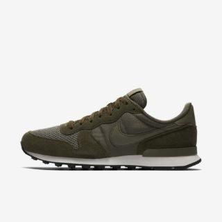 Nike Internationalist SE Medium Olijf groene/Medium Olijf groene Sail Black