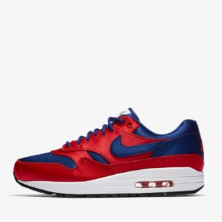 Nike Air Max 1 SE University Red/Deep Royal Blue White