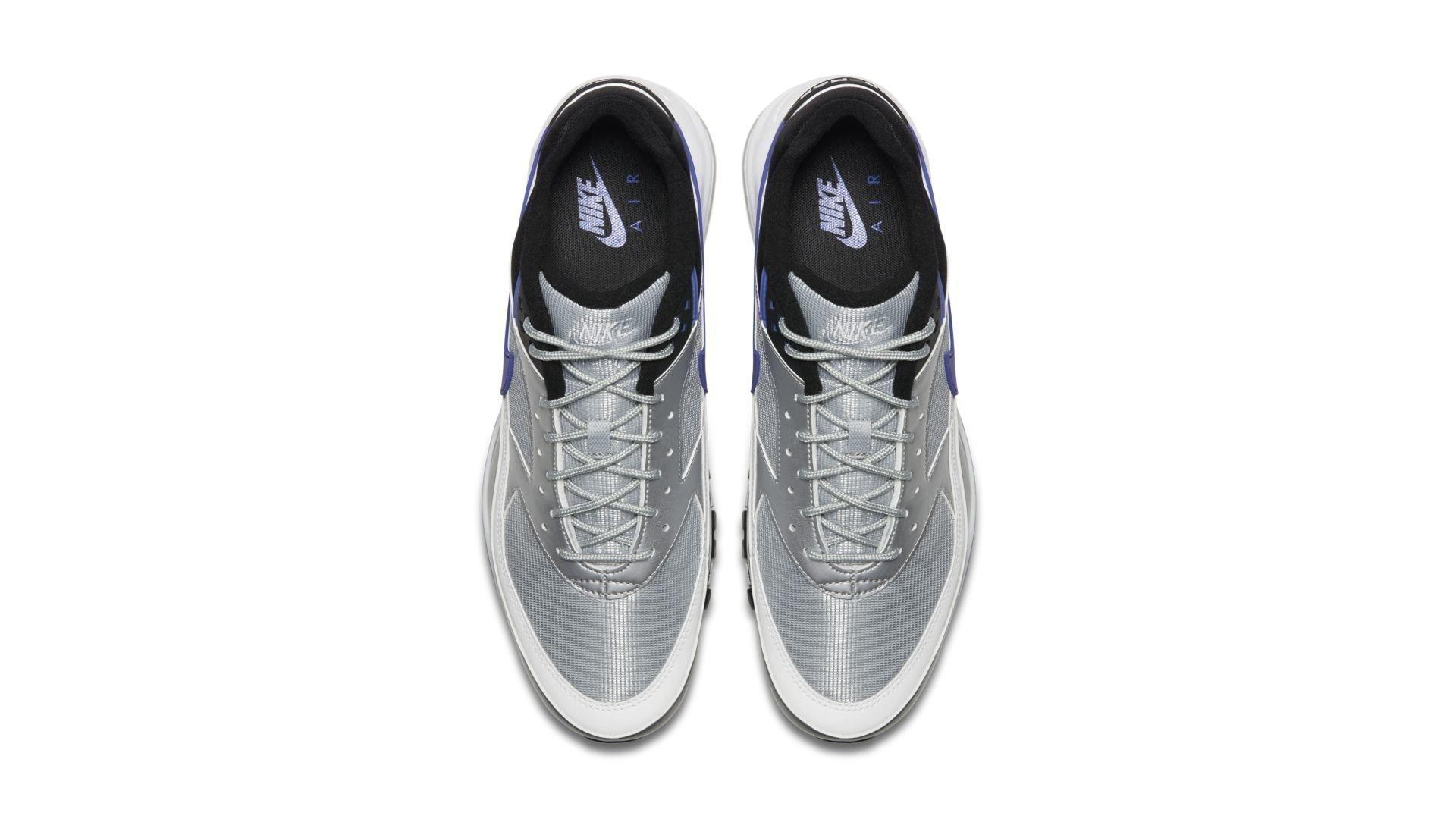 Air Max 97BW Metallic Silver Persian Violet