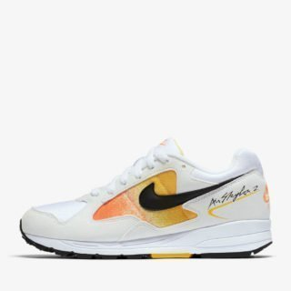 Nike Wmns Air Skylon II White/Black Amarillo Total Oranje