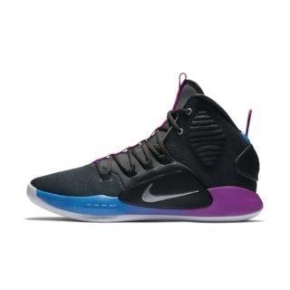 Nike Hyperdunk X Basketbalschoen - Grijs Grijs