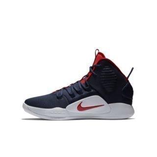 Nike Hyperdunk X Basketbalschoen - Blauw Blauw
