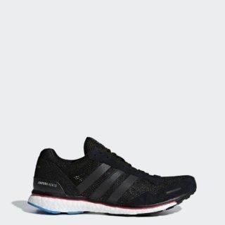 adidas Adizero Adios 3-schoenen EFE89 (Core Black / Real Magenta / Bright Blue)