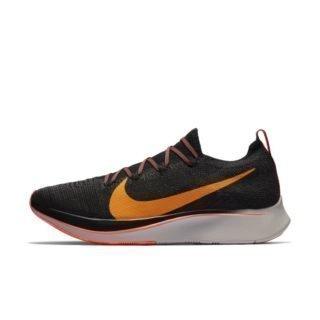 Nike Zoom Fly Flyknit Hardloopschoen voor heren - Zwart Zwart