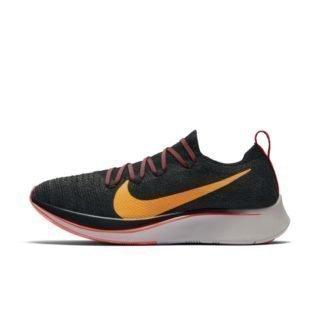 Nike Zoom Fly Flyknit Hardloopschoen voor dames - Zwart Zwart