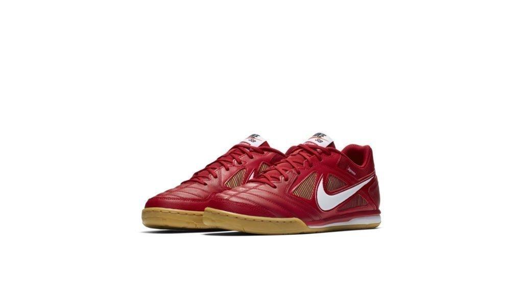 Nike Nike SB Gato x Supreme Gym Red (AR9821-600)