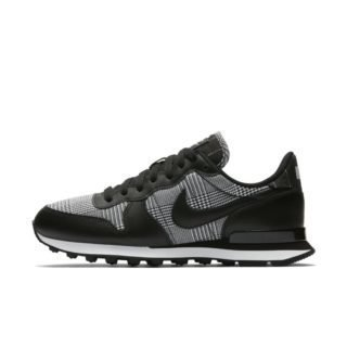 Nike Internationalist WE Damesschoen - Zwart Zwart