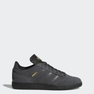 adidas Busenitz Pro BAW95 (Core Black / Dgh Solid Grey / Gold Foil)