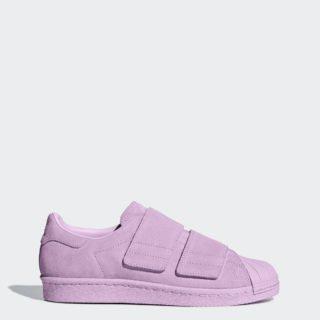adidas SST 80s CF BAY27 (Clear Lilac / Clear Lilac / Clear Lilac)