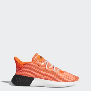 adidas Tubular Dusk Primeknit AQV04 (Solar Red / Ftwr White / Core Black)