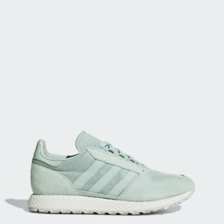 buy popular c806a dc332 adidas Forest Grove AQV47 (Ash Green  Cloud White  Ash Green)
