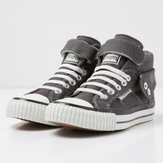 British Knights roco boys high-top sneaker (grijs)