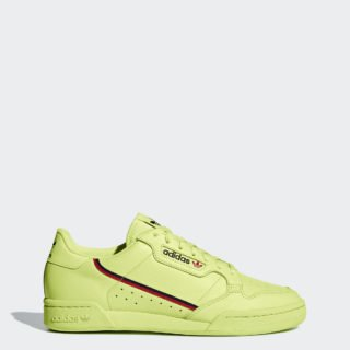 adidas Continental 80 BBB99 (Semi Frozen Yellow / Scarlet / Collegiate Navy)