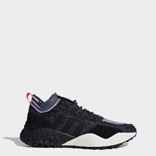 adidas F/2 TR Primeknit AQU67 (Purple / Core Black / Cloud White)