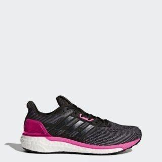 adidas Supernova CEN75 (Utility Black / Core Black / Shock Pink)