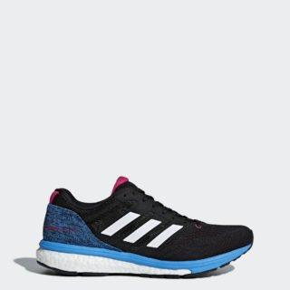 adidas Adizero Boston 7 EFF09 (core black / ftwr white / real magenta)