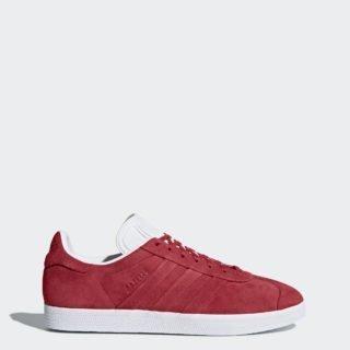 adidas Gazelle Stitch and Turn EFF69 (Collegiate Red/Collegiate Red/Ftwr White)