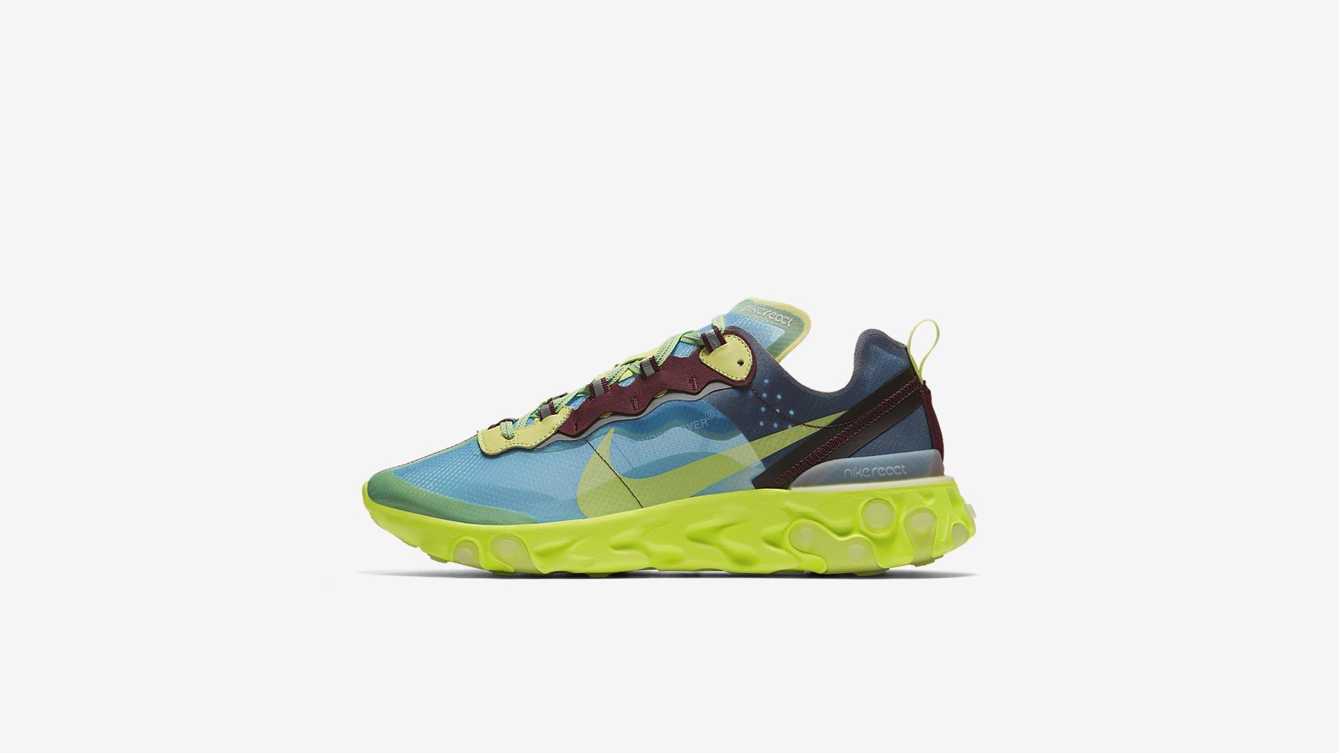 Nike React Element 87 BQ2718-400