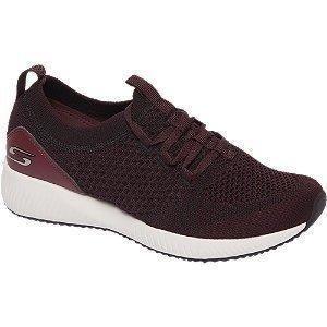 Bordeaux-Skechers-knitted-sneaker-memory-foam-1624980_P