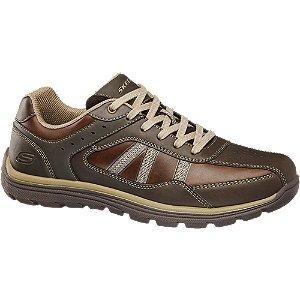Bruine-Skechers-sneaker-memory-foam-1603235_P