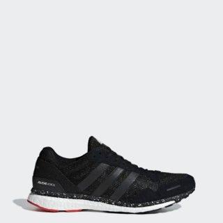 adidas Adizero Adios 3-schoenen EFE86 (Hi-Res Red / Core Black / Bright Blue)
