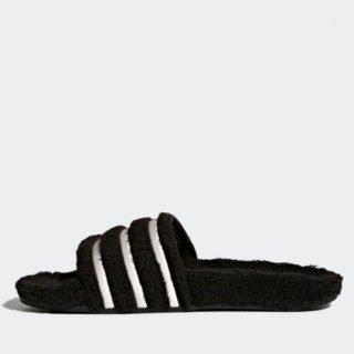 Adidas Adilette W Core Black/Chalk White/Core Black