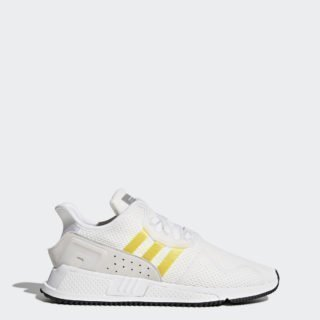 adidas EQT Cushion ADV AQO23 (Ftwr White/Eqt Yellow/Silver Metallic)