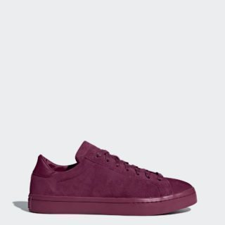 adidas Court Vantage EOY96 (Mystery Ruby/Mystery Ruby/Mystery Ruby)