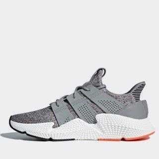 Adidas Prophere Grey/Running White/Infrared