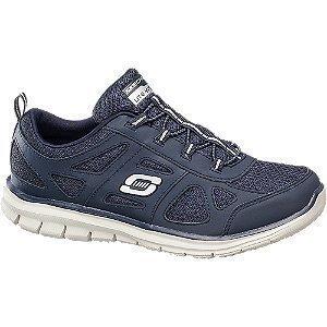 Donkerblauwe-Skechers-sneaker-memory-foam-1601999_P