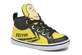 Sneakers Delta Mid Peanuts by Feiyue