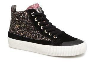 Sneakers Bota Glitter Cremallera by Victoria