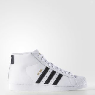 adidas Pro Model JZG38 (White/Core Black)