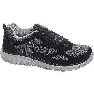 Zwarte-Skechers-lightweight-sneaker-memory-foam-1554830_P