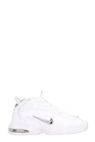 Nike Nike Air Max Penny In White Leather (wit)