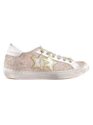 2Star 2 Star Embroidered Stars Sneakers (Overige kleuren)
